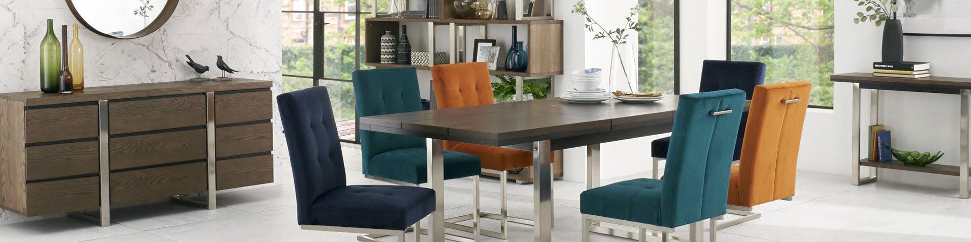 Dining Room Furniture at Abode Furniture
